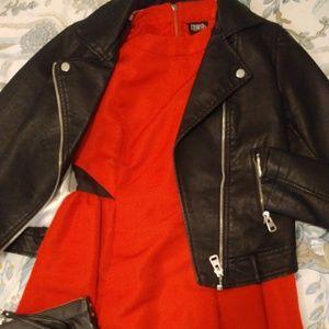 Target l Red Dress